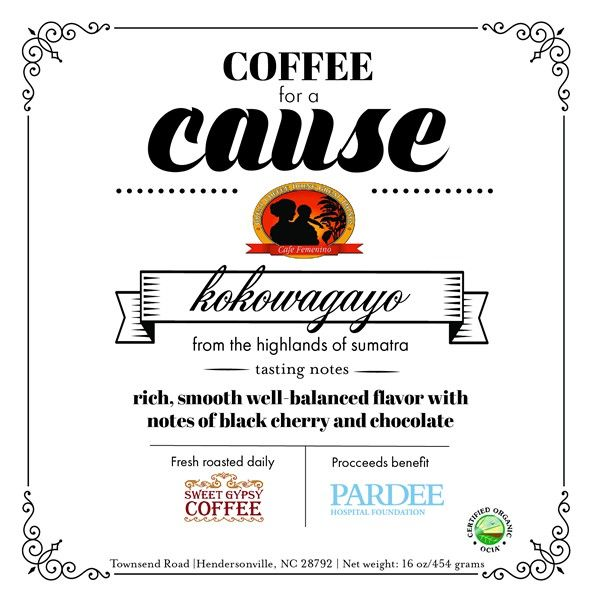 Sweet Gypsy Coffee For A Cause