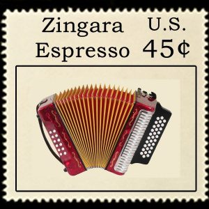 Zingara Espresso Coffee Beans For Sale