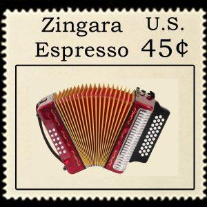 Zingara Espresso Coffee Beans For Sale